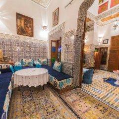 Отель Riad Dar Guennoun Марокко, Фес - отзывы, цены и фото номеров - забронировать отель Riad Dar Guennoun онлайн фото 4