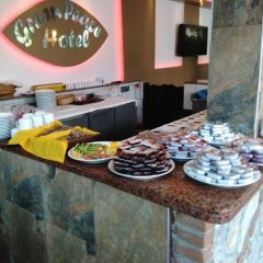 Green Peace Hotel Турция, Олудениз - 1 отзыв об отеле, цены и фото номеров - забронировать отель Green Peace Hotel онлайн питание фото 3