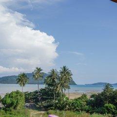 Отель Aqua Resort Phuket пляж фото 2