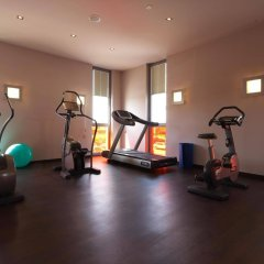 Отель Intercityhotel Berlin-Brandenburg Airport фитнесс-зал