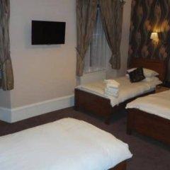 Отель Sandyford Lodge Глазго спа