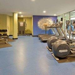 Отель Springhill Suites Minneapolis-St Paul Airpt/Mall Of America Блумингтон фитнесс-зал