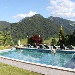 Отель Landhaus Ager бассейн фото 3
