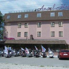 Angel Hotel парковка