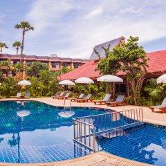 Phuket Island View Hotel бассейн фото 4