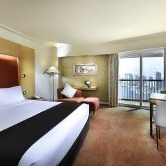 Отель Sofitel Cairo Nile El Gezirah комната для гостей