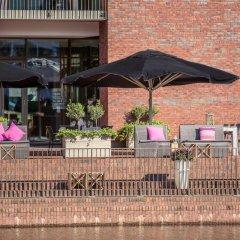Отель Crowne Plaza Amsterdam South бассейн