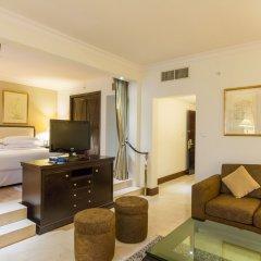 Отель Grand Excelsior Hotel Deira ОАЭ, Дубай - 1 отзыв об отеле, цены и фото номеров - забронировать отель Grand Excelsior Hotel Deira онлайн комната для гостей фото 3