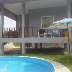 Отель Lanta Dream Garden Pool Villa Ланта бассейн фото 3