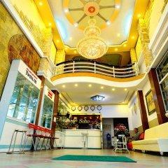 Soho Hotel Dalat Далат интерьер отеля фото 3