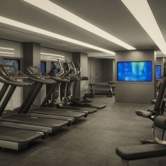 Отель Park Plaza London Waterloo фитнесс-зал