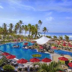 Отель Amari Galle Sri Lanka Шри-Ланка, Галле - 1 отзыв об отеле, цены и фото номеров - забронировать отель Amari Galle Sri Lanka онлайн бассейн фото 3