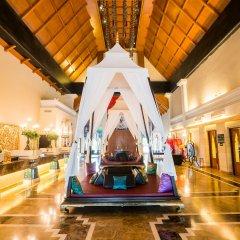 Отель Dor-Shada Resort By The Sea На Чом Тхиан интерьер отеля
