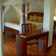 Отель Siddhalepa Ayurveda Health Resort Шри-Ланка, Ваддува - отзывы, цены и фото номеров - забронировать отель Siddhalepa Ayurveda Health Resort онлайн удобства в номере