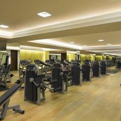 Отель Hilton Capital Grand Abu Dhabi фитнесс-зал фото 3