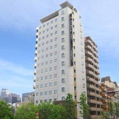 Отель APA Hotel Nishiazabu Япония, Токио - отзывы, цены и фото номеров - забронировать отель APA Hotel Nishiazabu онлайн вид на фасад