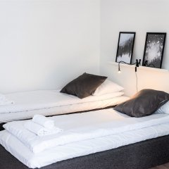 Отель Hiisi Homes Helsinki Pasila комната для гостей фото 2