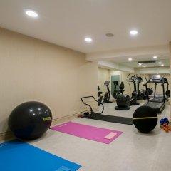 Отель Olimpiyat фитнесс-зал
