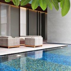 Отель Hansar Bangkok бассейн
