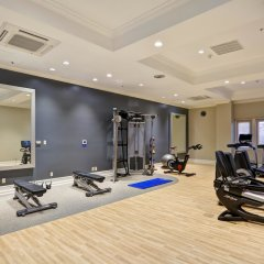 Embassy Suites Hotel Milpitas-Silicon Valley фитнесс-зал фото 4
