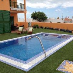 Отель Villas Las Norias Испания, Тарахалехо - отзывы, цены и фото номеров - забронировать отель Villas Las Norias онлайн бассейн фото 2