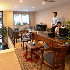 Aybar Hotel Турция, Стамбул - 11 отзывов об отеле, цены и фото номеров - забронировать отель Aybar Hotel онлайн интерьер отеля фото 3