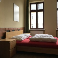 Central Globetrotter Hostel Leipzig Hauptbahnhof комната для гостей фото 4