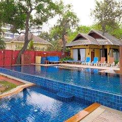 Отель Baan Talay Dao детские мероприятия
