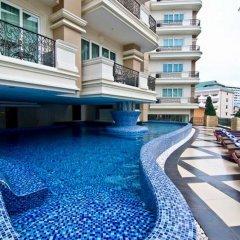 Отель Miracle Suite Таиланд, Паттайя - 1 отзыв об отеле, цены и фото номеров - забронировать отель Miracle Suite онлайн бассейн фото 2