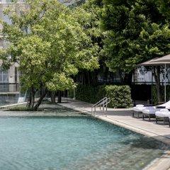 Отель Park Hyatt Bangkok бассейн фото 3