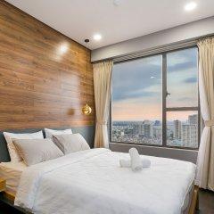 Апартаменты Henry Studio Luxury 2BR SWPool 17th комната для гостей фото 4