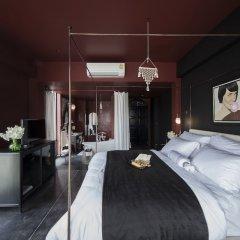 Отель Amdaeng Bangkok Riverside Hotel Таиланд, Бангкок - отзывы, цены и фото номеров - забронировать отель Amdaeng Bangkok Riverside Hotel онлайн комната для гостей фото 5
