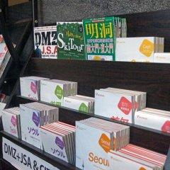 Отель Ehwa in Myeongdong Южная Корея, Сеул - отзывы, цены и фото номеров - забронировать отель Ehwa in Myeongdong онлайн детские мероприятия фото 2