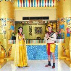 Отель Egypt Boutique Бангкок помещение для мероприятий фото 2