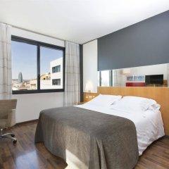 Отель SB Icaria barcelona Испания, Барселона - 8 отзывов об отеле, цены и фото номеров - забронировать отель SB Icaria barcelona онлайн комната для гостей фото 5