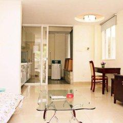 Апартаменты Sanya Jiji Island Holiday Apartment комната для гостей фото 2