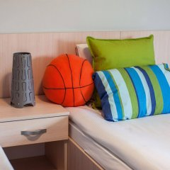 Hostel Rakieta Гданьск комната для гостей фото 5