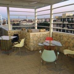Отель Attico Luxury B&B Капуя гостиничный бар