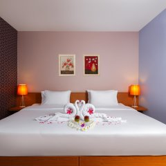 Отель U-tiny Boutique Home Suvarnabh Бангкок комната для гостей фото 2