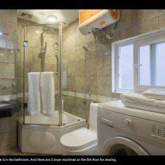 Апартаменты Palmo Service Apartment 2 ванная