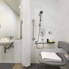 Отель Wyndham Dubai Marina Дубай ванная