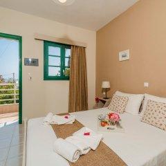 Отель Alpha Stegna Sun Пляж Стегна комната для гостей фото 5