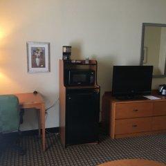 Отель Ramada by Wyndham Vicksburg удобства в номере