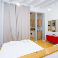 Отель Hospital Испания, Барселона - отзывы, цены и фото номеров - забронировать отель Hospital онлайн комната для гостей фото 4