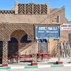 Отель Chez Belkacem Марокко, Мерзуга - отзывы, цены и фото номеров - забронировать отель Chez Belkacem онлайн бассейн фото 2