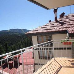 Отель Dafovska Hotel Болгария, Пампорово - отзывы, цены и фото номеров - забронировать отель Dafovska Hotel онлайн балкон
