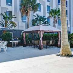 Отель Hampton Inn Suites Sarasota/Bradenton Airport фото 5