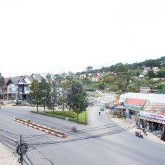 Отель Lien Huong Далат балкон