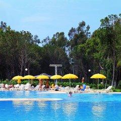 Отель Voi Pizzo Calabro Resort Италия, Пиццо - отзывы, цены и фото номеров - забронировать отель Voi Pizzo Calabro Resort онлайн бассейн фото 2