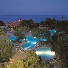 Отель Marti Myra пляж